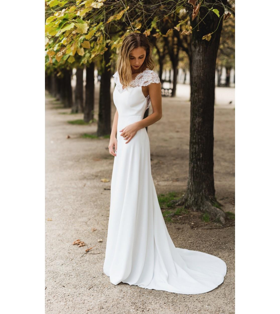 bonne vente mode la plus désirable vente professionnelle Robe de mariée Trianon - Harpe Paris