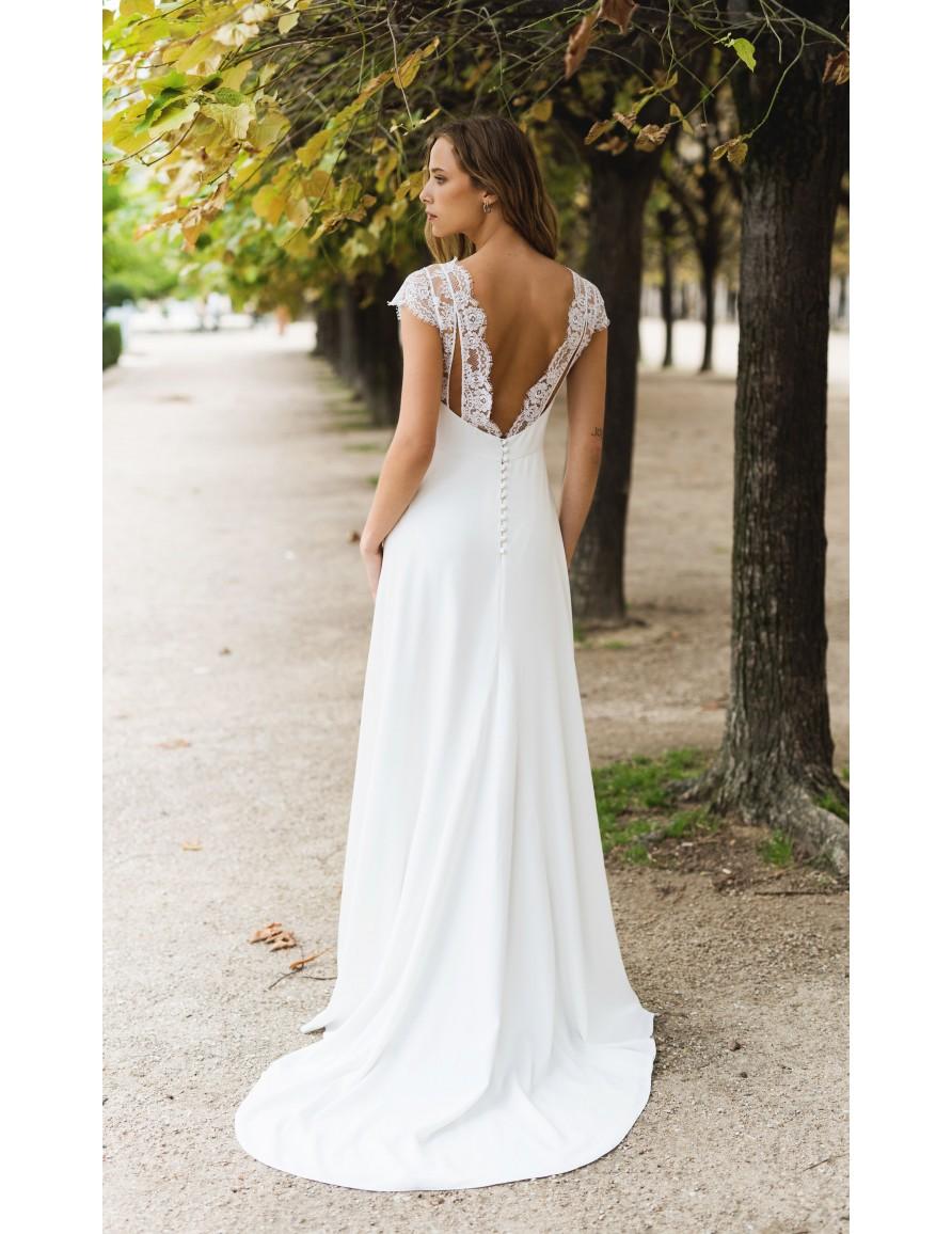 Robe de mariée Trianon - Harpe Paris