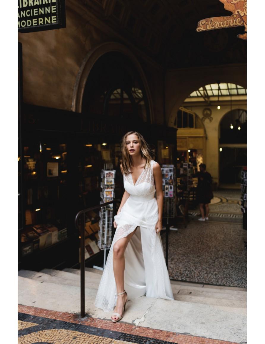 dernière collection beauté plus gros rabais Robe de mariée Athena
