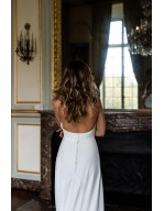 The wedding dress Meghan