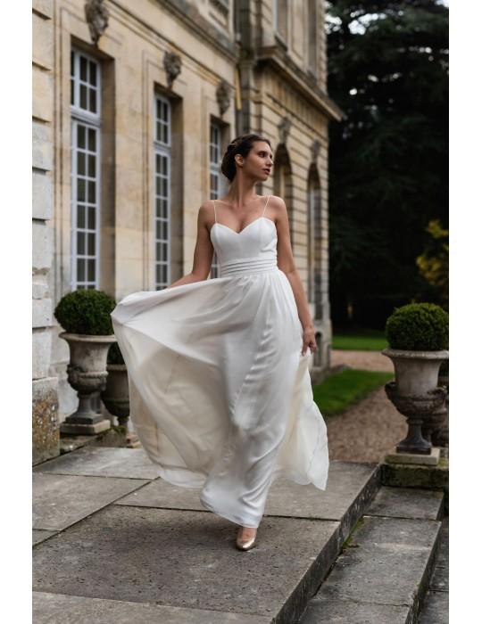 La robe de mariée Monaco