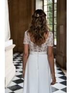 La robe de mariée Anouck