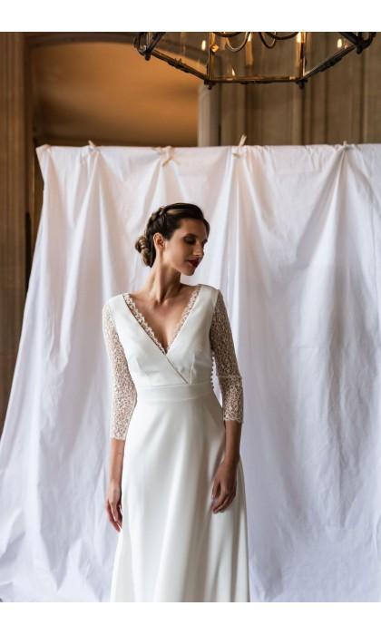 La robe de mariée Colette