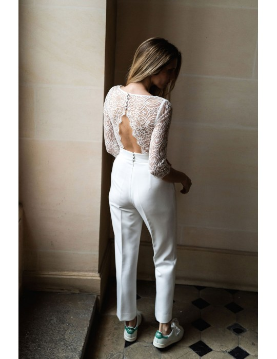 The Parisienne Jumpsuit